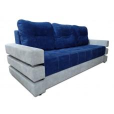 Диван MORGAN blu and white